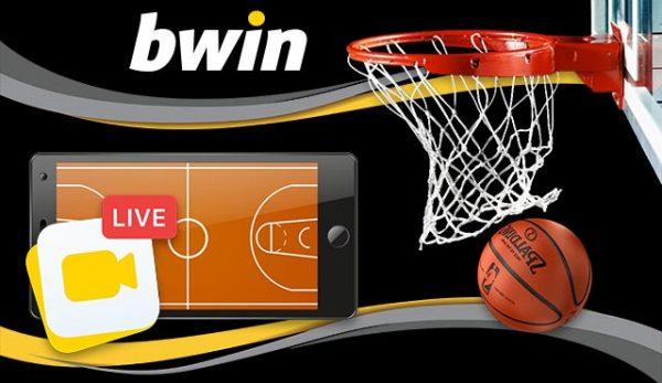 Bwin пре-мач и live баскетболни пазари