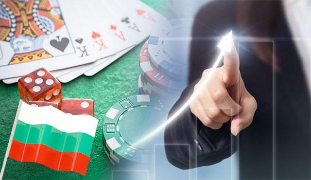7 процента ръст на хазартния пазар в България през тази година