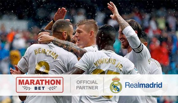 Реал Мадрид подписа с руски хазартен партньор