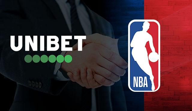 Unibet се споразумя с NBA за използване на игрови данни