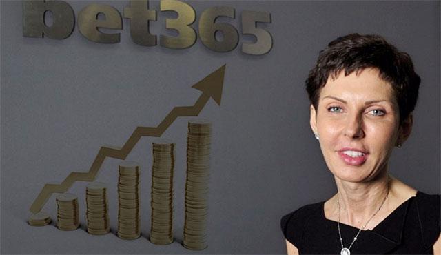 Растеж на печалбите на Bet365