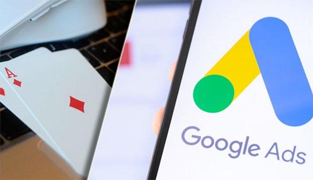 Google реклами в четири Щата