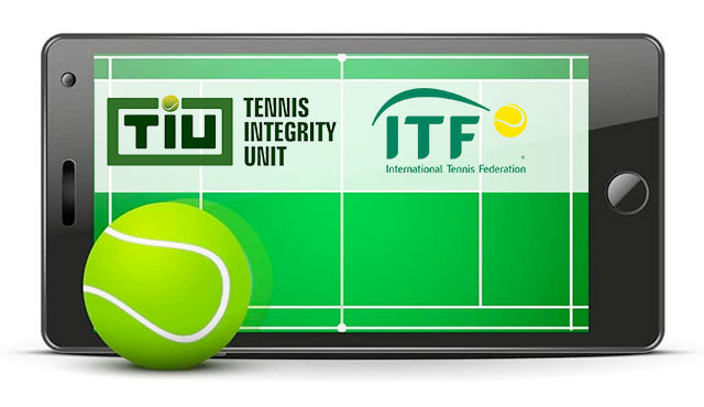ITF спира залозите на живо в малките турнири
