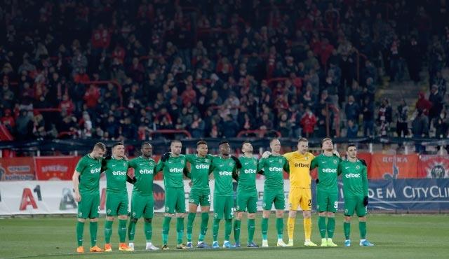 Palms Bet дава 50 лв. кешбек при отпадане на Лудогорец от Лига Европа