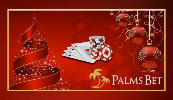 Palms Bet коледен календар с бонуси