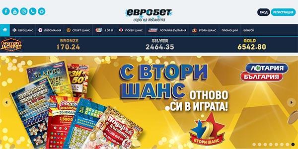 Евробет сайт