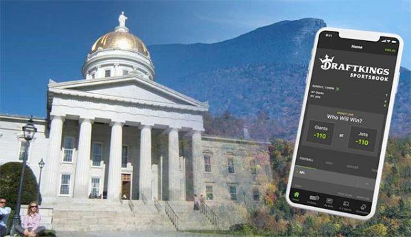 Вермонт със законопроект за мобилни спортни залози