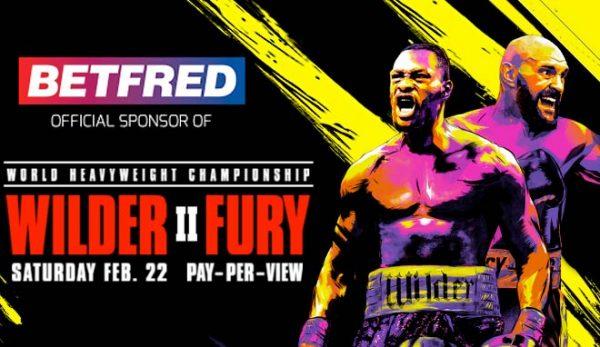 Betfred ще е основен спонсор на големия мач между Уайлдър и Фюри