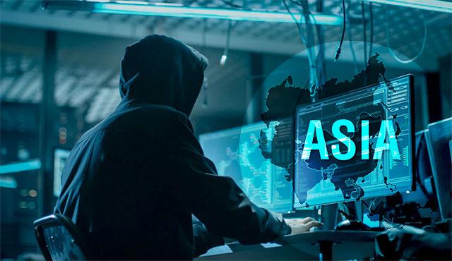 Хакери нападнаха Азиатски сайтове