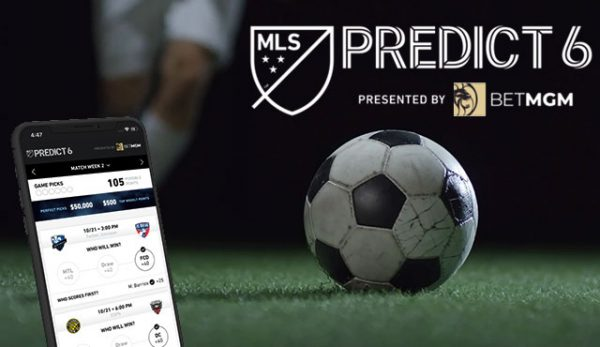 МЛС пуска безплатна игра с прогнози с MGM Resorts