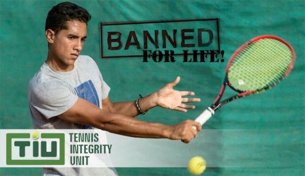 TIU издаде доживотна забрана за уговорени мачове