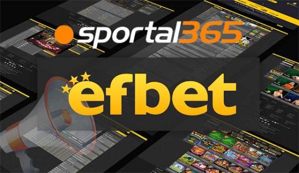 Efbet ще рекламира на нови пазари с помощта на Sportal365