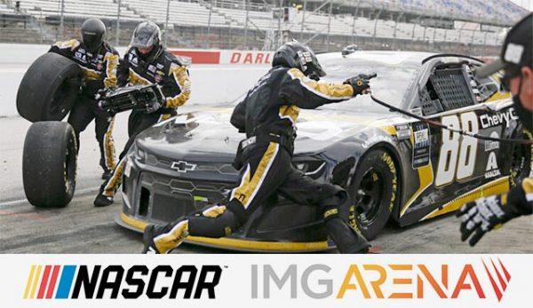 За първи път в историята си: NASCAR даде лайв стрийминг права на букмейкър