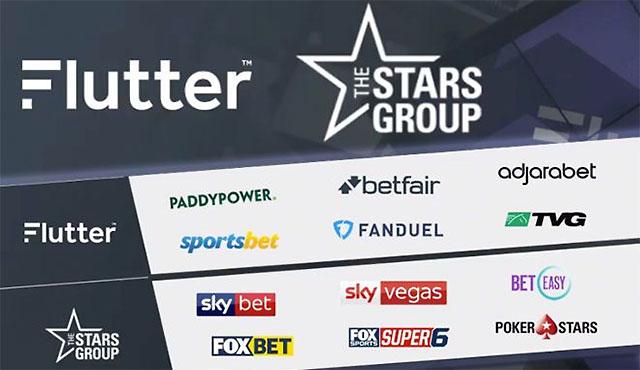 Сливане The Stars Group с Paddy Power Betfair