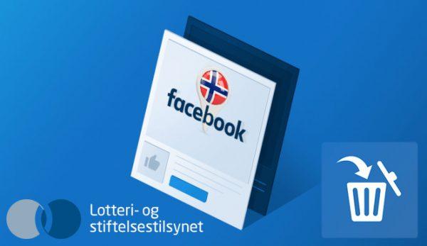 Фейсбук премахна страниците на 36 нелицензирани букмейкъра в Норвегия