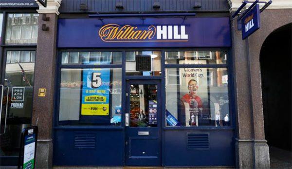 William Hill възтановяване от кризата