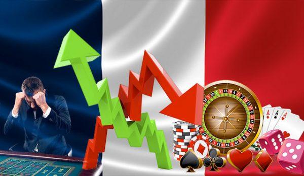Хазартът във Франция намалява, но проблемният хазарт се увеличава